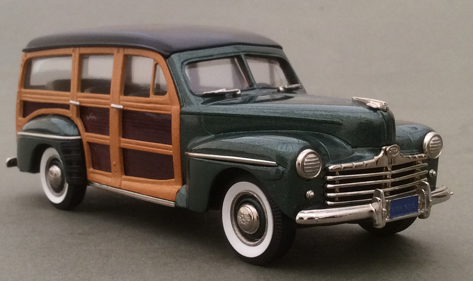 But Brooklin 1941 Oldsmobile Station Wagon Brk83a 1948 Ford V8