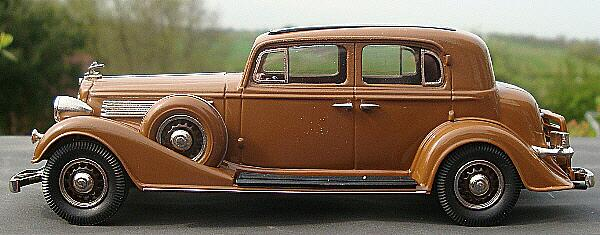 1934 Buick Series 90 5 Passenger Sedan M97