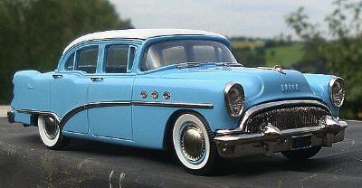 Models 2012 for 1954 buick 4 door