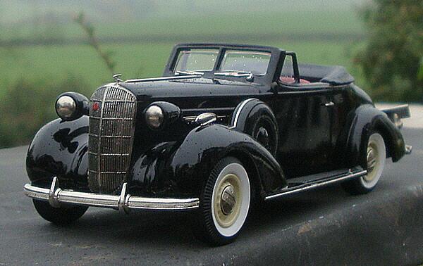 Brooklin Models 1936 Buick Special M-4 BC013X